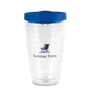 Orbit Double Wall Tritan Tumbler - 19 Oz. Royal Blue