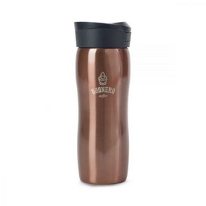 Commuter Double Wall Stainless Tumbler - 14 Oz. Copper