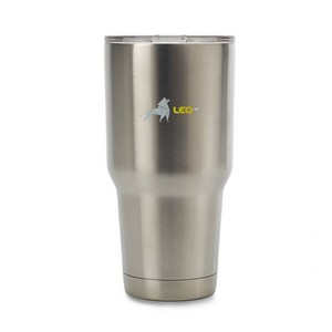 Supra Double Wall Stainless Tumbler - 30 Oz. Stainless Steel