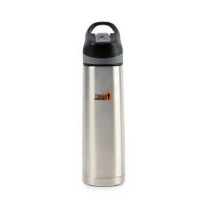 Acadia Double Wall Stainless Hydration Bottle -17 Oz. Stainless S