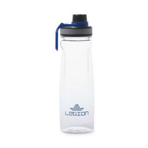 Cosmo Tritan Sport Bottle - 27 Oz. Seattle Grey