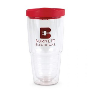 Orbit XL Double Wall Tritan Tumbler - 24 Oz. Red