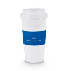 Athena Travel Tumbler - 16 Oz. Royal Blue