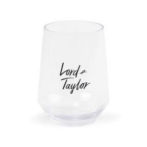 Soir?e Tritan Stemless Wine Glass - 16 Oz. Clear