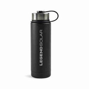 Andes Double Wall Stainless Bottle - 20 Oz. Stainless Steel