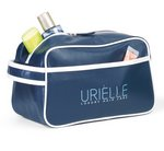 Retro Amenity Kit Cosmetic Bag Blue Retro Amenity KitBlue,