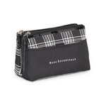 Charlotte Cosmetic Case Black Charlotte Cosmetic CaseBlack,