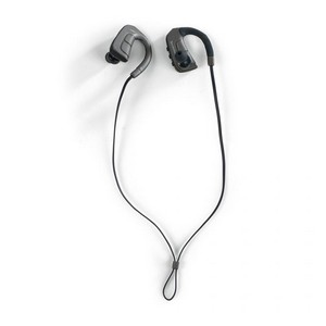 Brookstone Sport Bluetooth Ear Buds Graphite