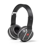 Brookstone Sonic Bluetooth Headphones Black