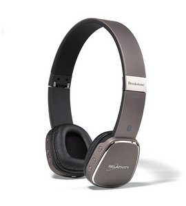 Brookstone Pro Bluetooth Headphones Graphite