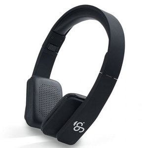 Brookstone Harmony Bluetooth Headphones Black
