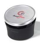 Brookstone Bluetooth Drum Speaker Black