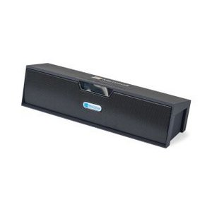 Brookstone  Groove Bluetooth  Speaker Black