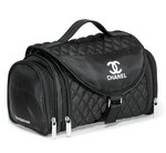 Brookstone Womens Amenity Case Black Brookstone Womens Amenity CaseBlack,