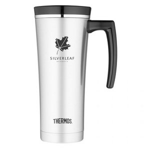 Thermos® Sipp Travel Mug - 16 Oz. Black