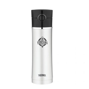 Thermos® Direct Drink Bottle - 16 Oz. Black