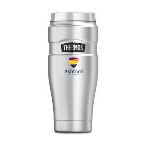 Thermos Stainless King Travel Tumbler - 16 Oz. Stainless Steel