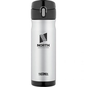 Thermos® Backpack Bottle - 16 Oz. Stainless Steel
