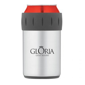 Thermos® Beverage Can Insulator - 12 Oz. Stainless Steel