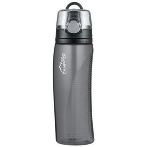 Thermos® Hydration Bottle with Meter - 24 Oz. Smoke