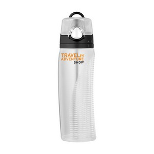 Thermos  Hydration Bottle with Meter - 24 Oz. Clear