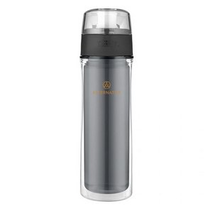 Thermos Double Wall Hydration Bottle - 18 Oz Smoke