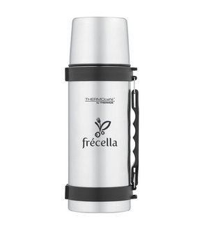 ThermoCafe by Thermos Beverage Bottle - 1.1 Qt. Stainless Stee