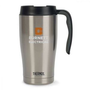 Thermos Stainless Steel Travel Mug - 22 Oz. Stainless Steel