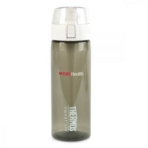 Thermos Connected Hydration Bottle with Smart Lid - 24 Oz. Smoke