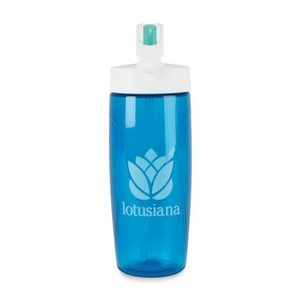 Thermos Sport Bottle with Covered Straw - 24 Oz. Turquoise