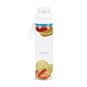 Thermos Adjustable Flow Infuser Bottle - 24 Oz. White