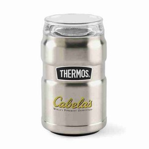 Thermos  Stainless King  Dual Purpose Can Insulator with 360  Dri