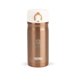 Thermos  Direct Drink Backpack Bottle - 12 Oz. Rose Gold