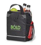 Kodiak Lunch Cooler - Black - Kid Friendly