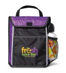 Indulge Lunch Cooler - Purple - Kid Friendly