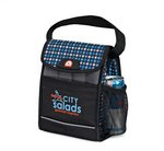 Igloo Polar Cooler - Plaid Blue - Kid-friendly
