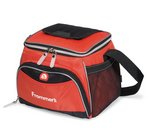 Igloo Glacier Cooler - Santa Fe Red - Kid-friendly