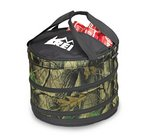 Big Buck Collapsible Cooler - Black/Forest Camo