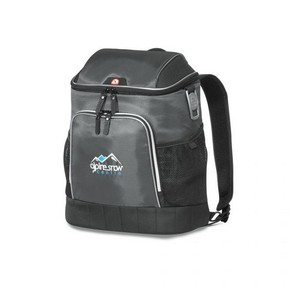 Igloo Juneau Backpack Cooler Gunmetal