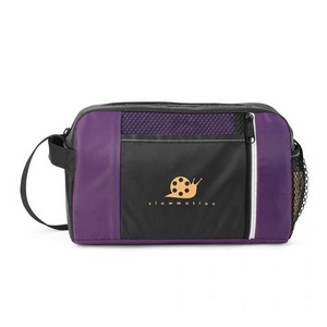 Bani Box Cooler Purple Lunch Bag