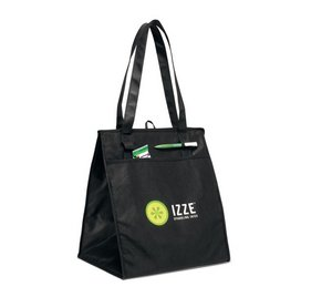 Deluxe Insulated Grocery Shopping - Black