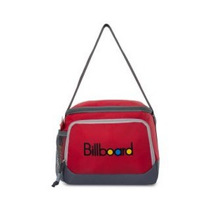 Rangeley Box Cooler Red