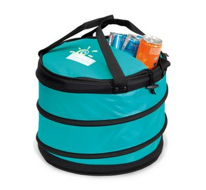 Collapsible Party Cooler - Turquoise