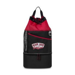 Oceanside Sport Cooler Tote Red