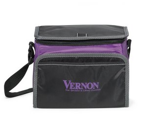 Scout Lunch Cooler - Purple