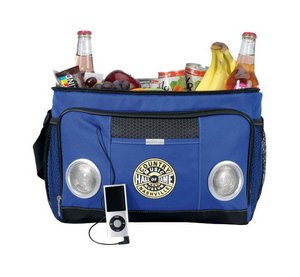 Encore Music Cooler - Royal Blue