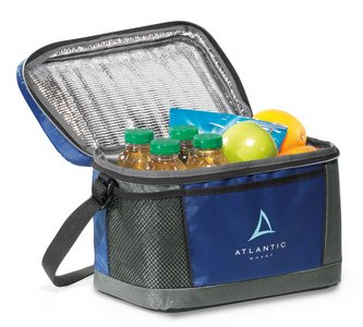 Aspen Lunch Cooler Royal Blue - Kid-friendly