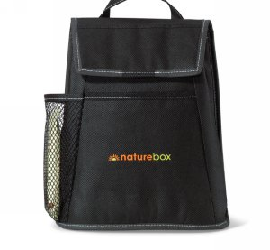 Breeze Lunch Cooler Black