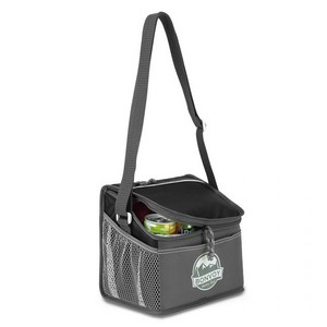 Malibu Lunch Cooler Black Lunch Bag
