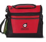 Open Trail Cooler Red